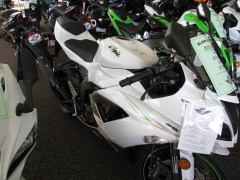 2017 Kawasaki NINJA ZX-10R ABS in Irvine, California