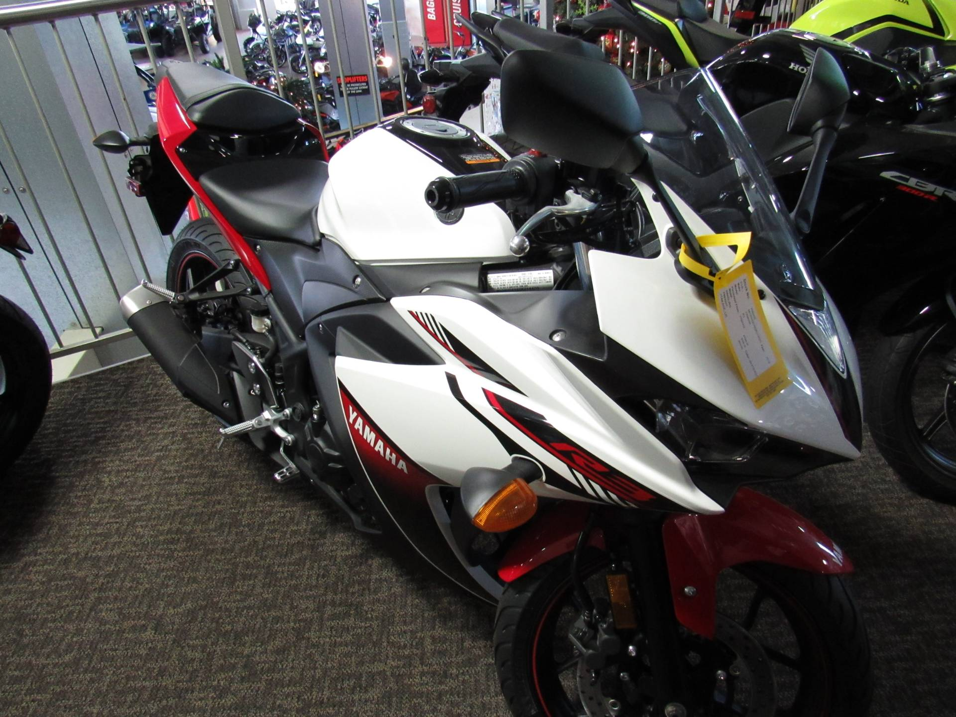 2016 Yamaha YZF-R3 for sale 6127