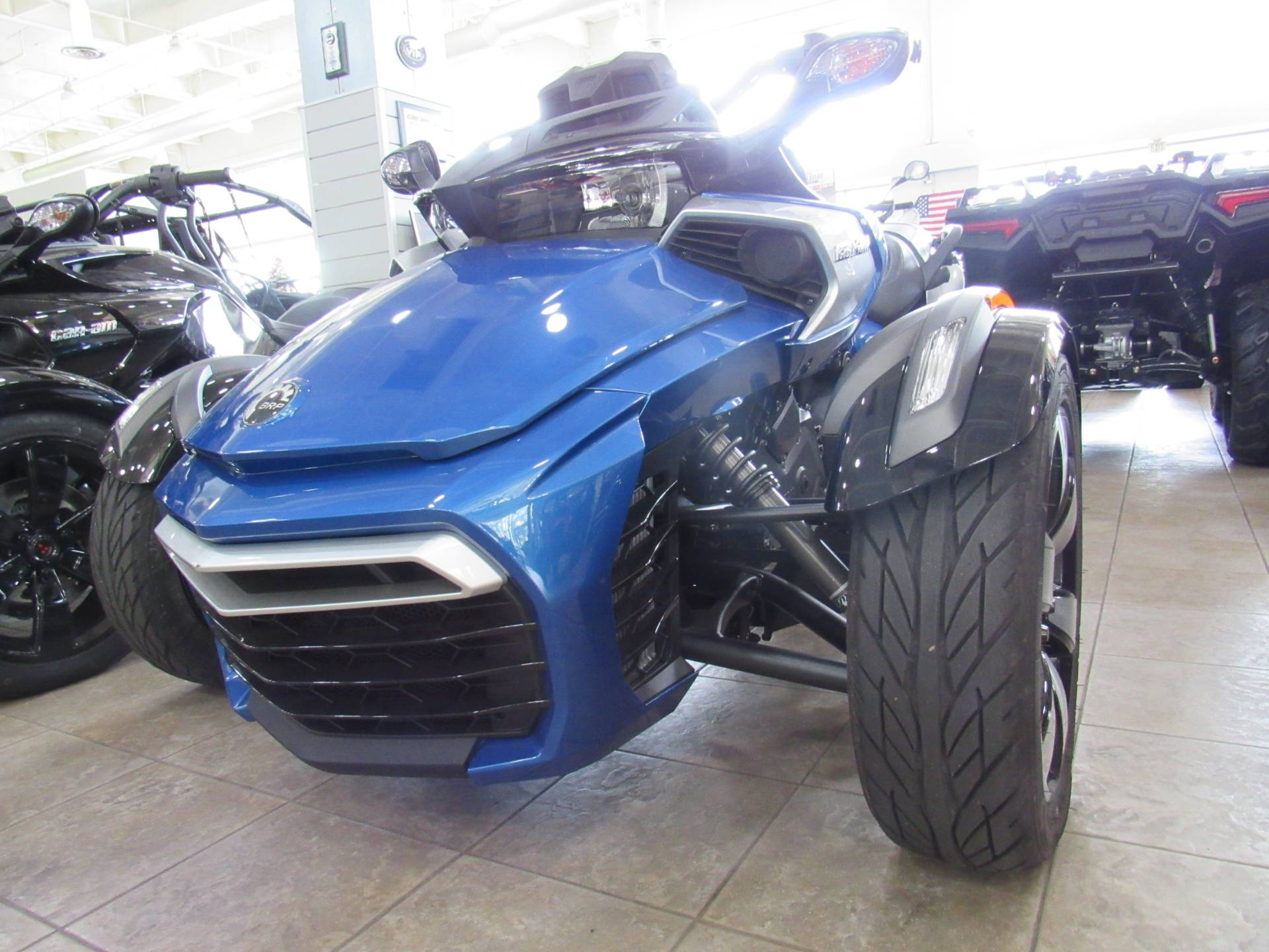 2018 Can-Am Spyder F3-S SE6 in Irvine, California