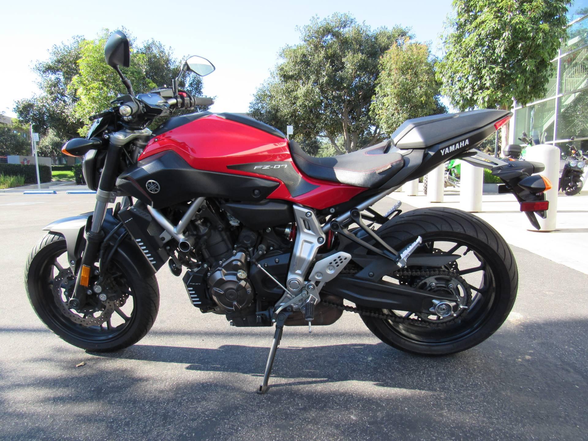 2015 Yamaha FZ-07 for sale 115497