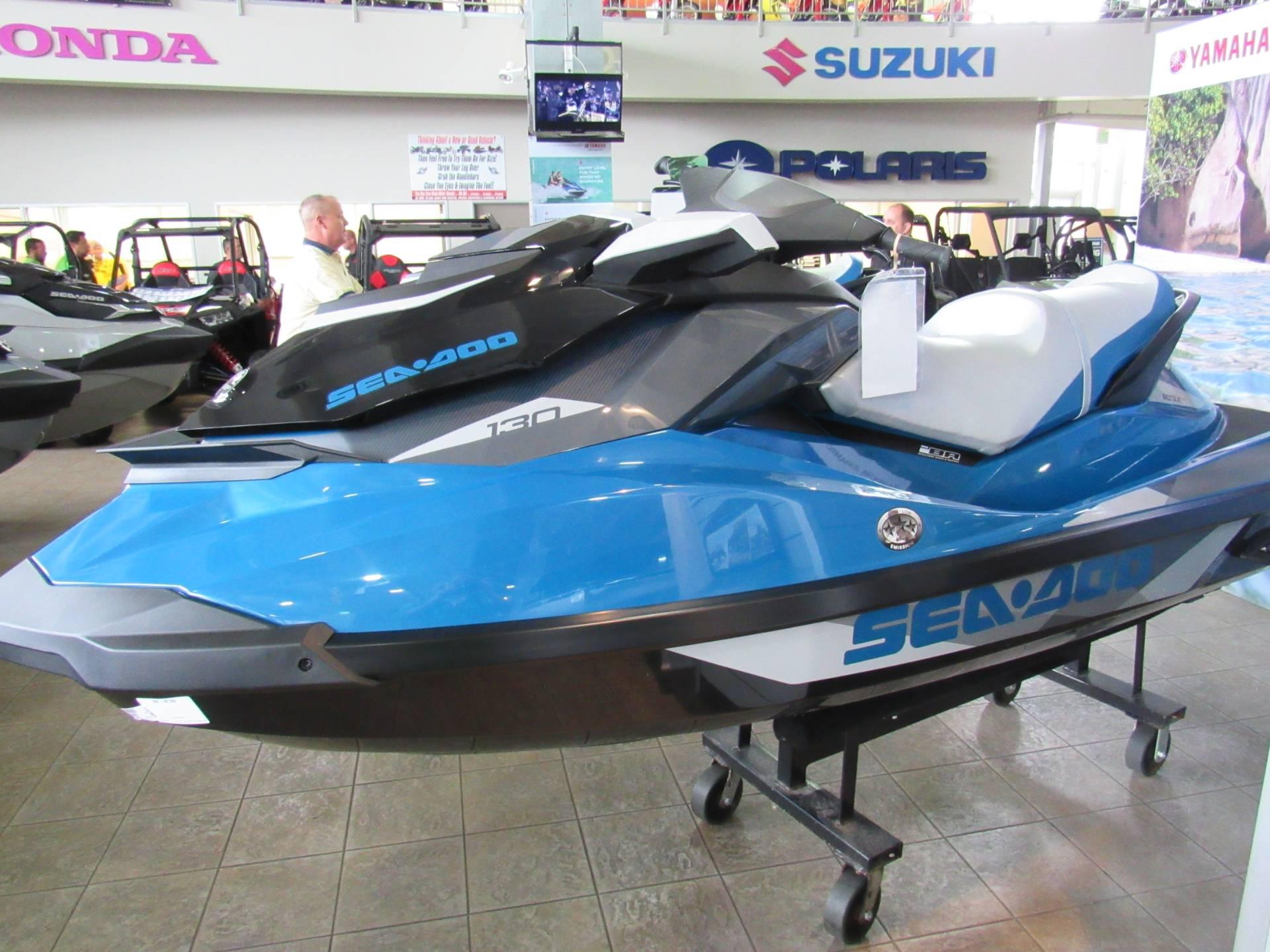 2018 Sea-Doo GTI SE 130 12
