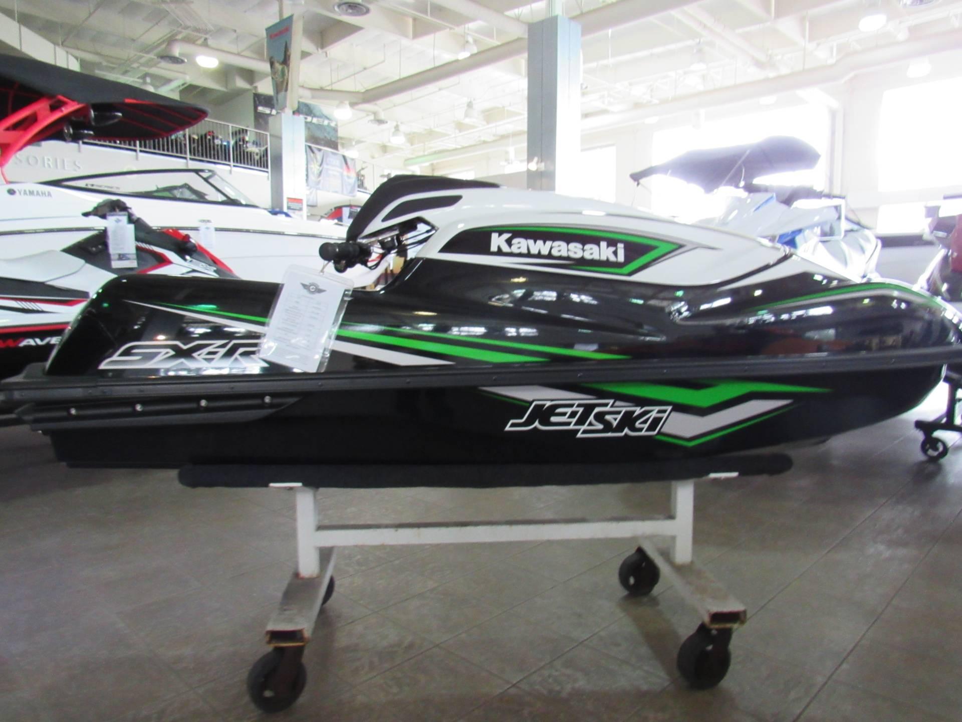 2018 Kawasaki JET SKI SX-R in Irvine, California