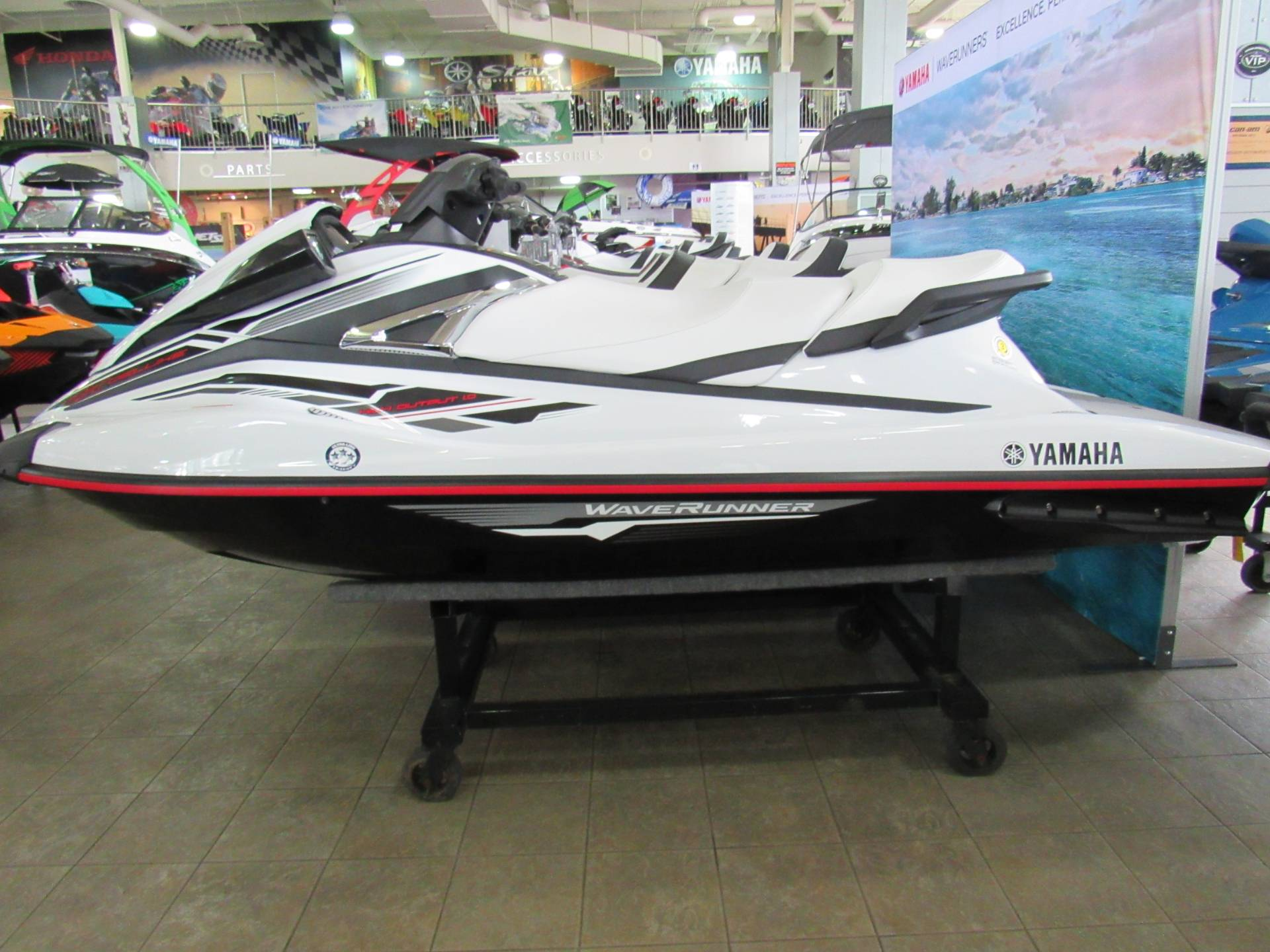 2018 Yamaha VX Deluxe for sale 142450