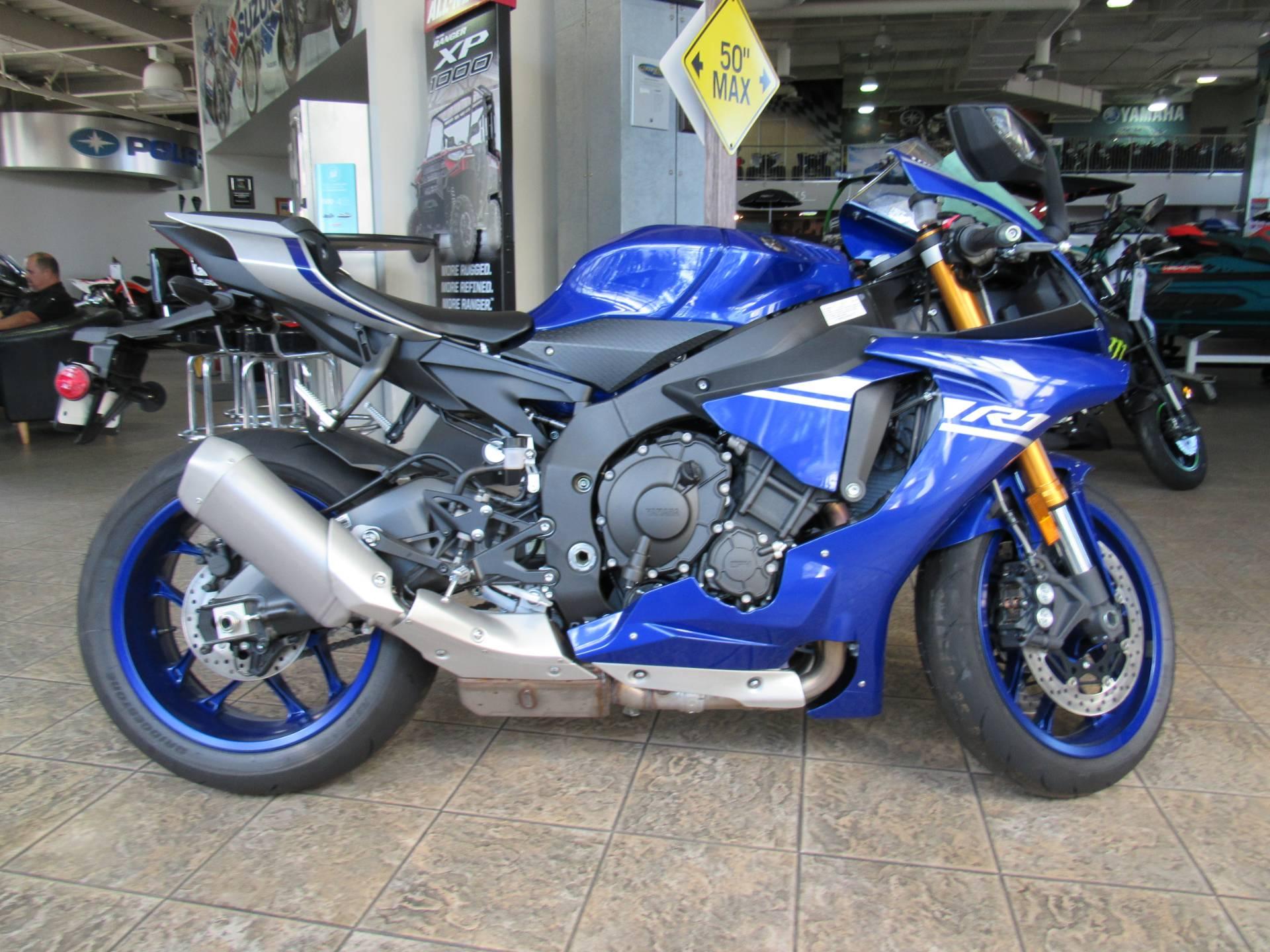 2017 Yamaha YZF-R1 for sale 142697
