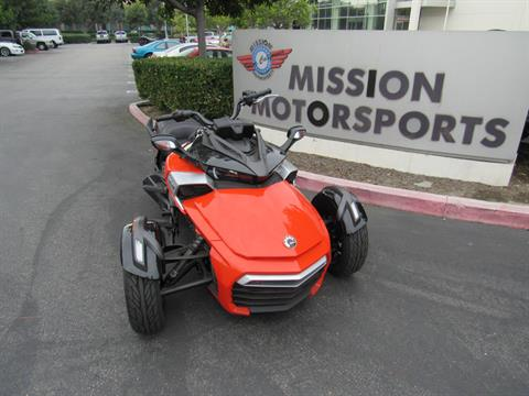 2015 Can-Am Spyder® F3-S SM6 in Irvine, California