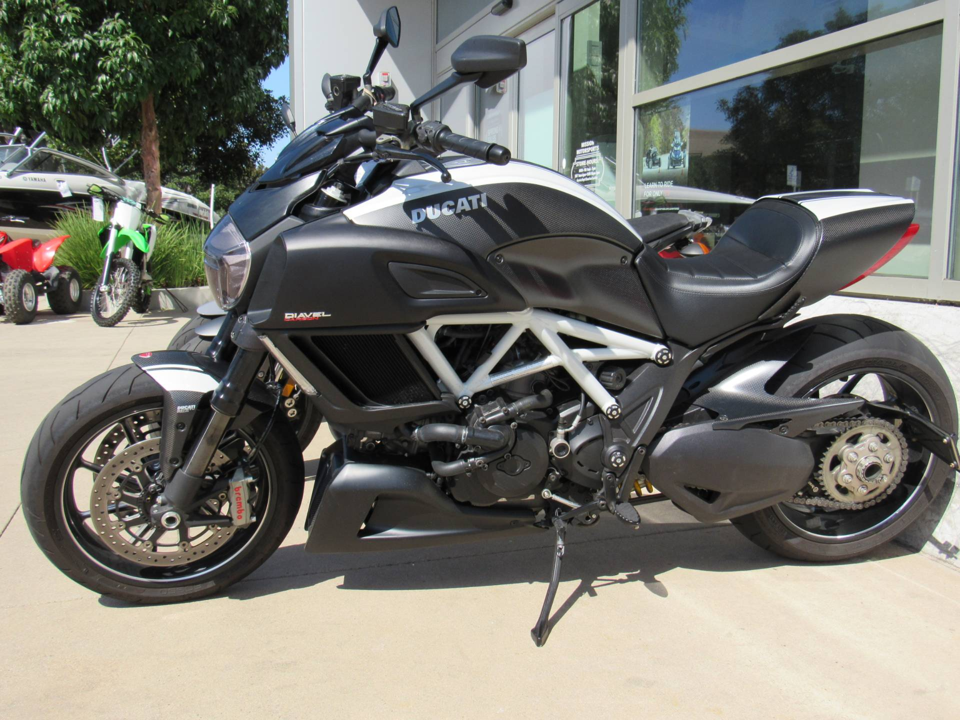 Used 2015 Ducati Diavel Carbon Motorcycles in Irvine, CA | Stock ...