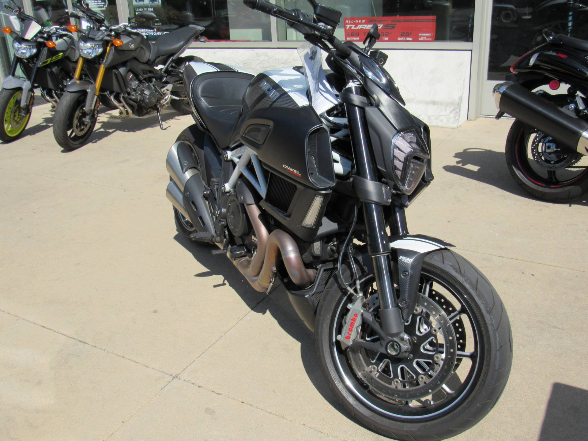 Used 2015 Ducati Diavel Carbon Motorcycles In Irvine Ca Stock