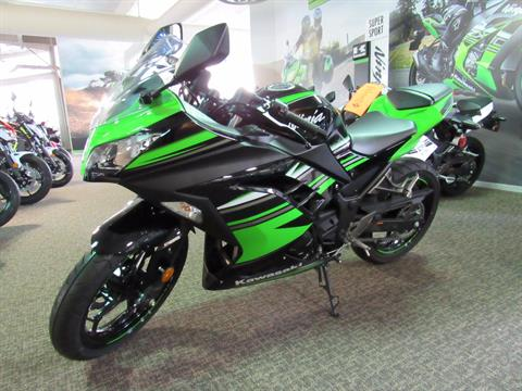 2017 Kawasaki NINJA 300 ABS KRT EDITION in Irvine, California