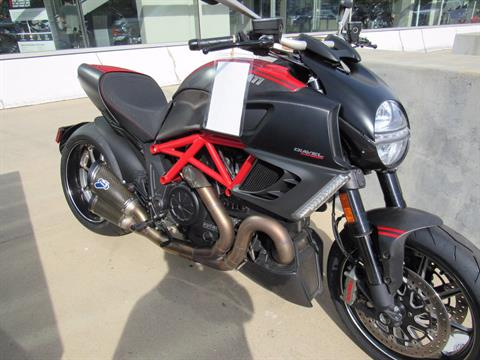 2011 Ducati Diavel Carbon in Irvine, California
