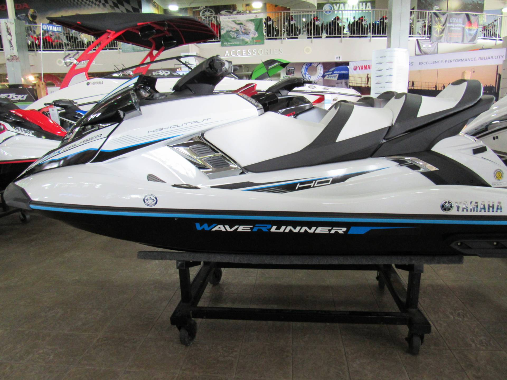 2018 Yamaha FX Cruiser HO for sale 208651