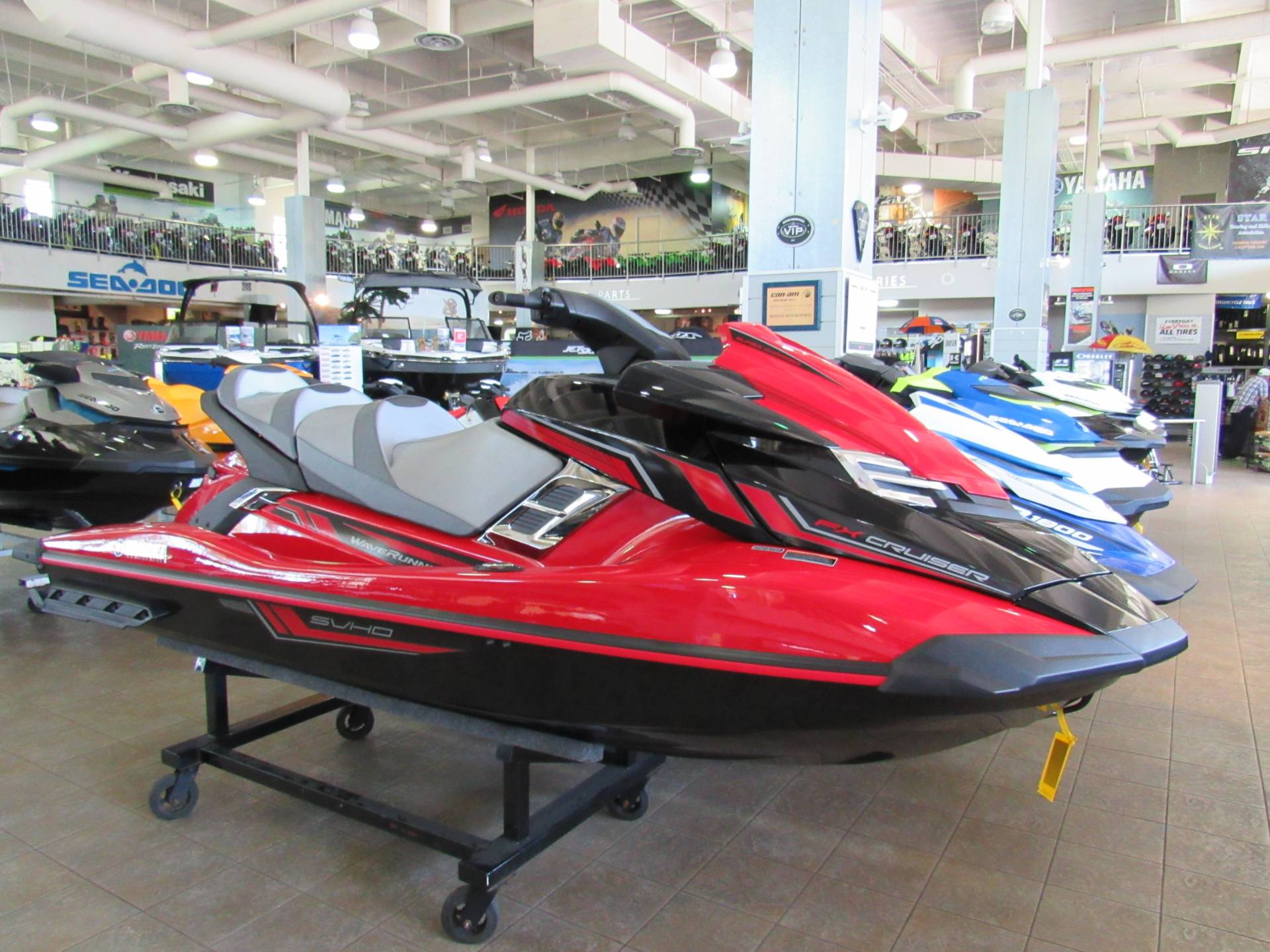 2017 Yamaha FX Cruiser SVHO for sale 3833