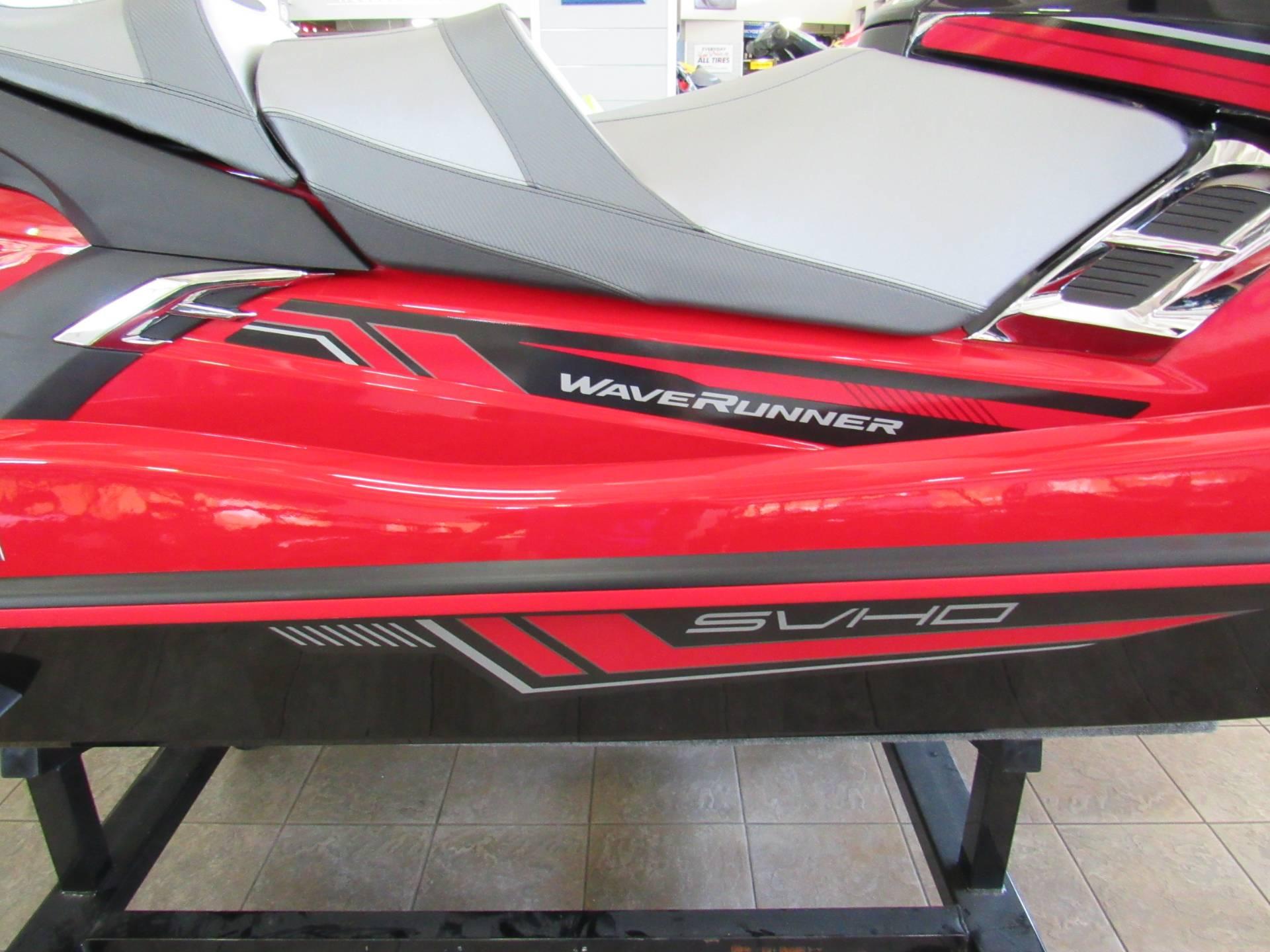 2017 Yamaha FX Cruiser SVHO 2