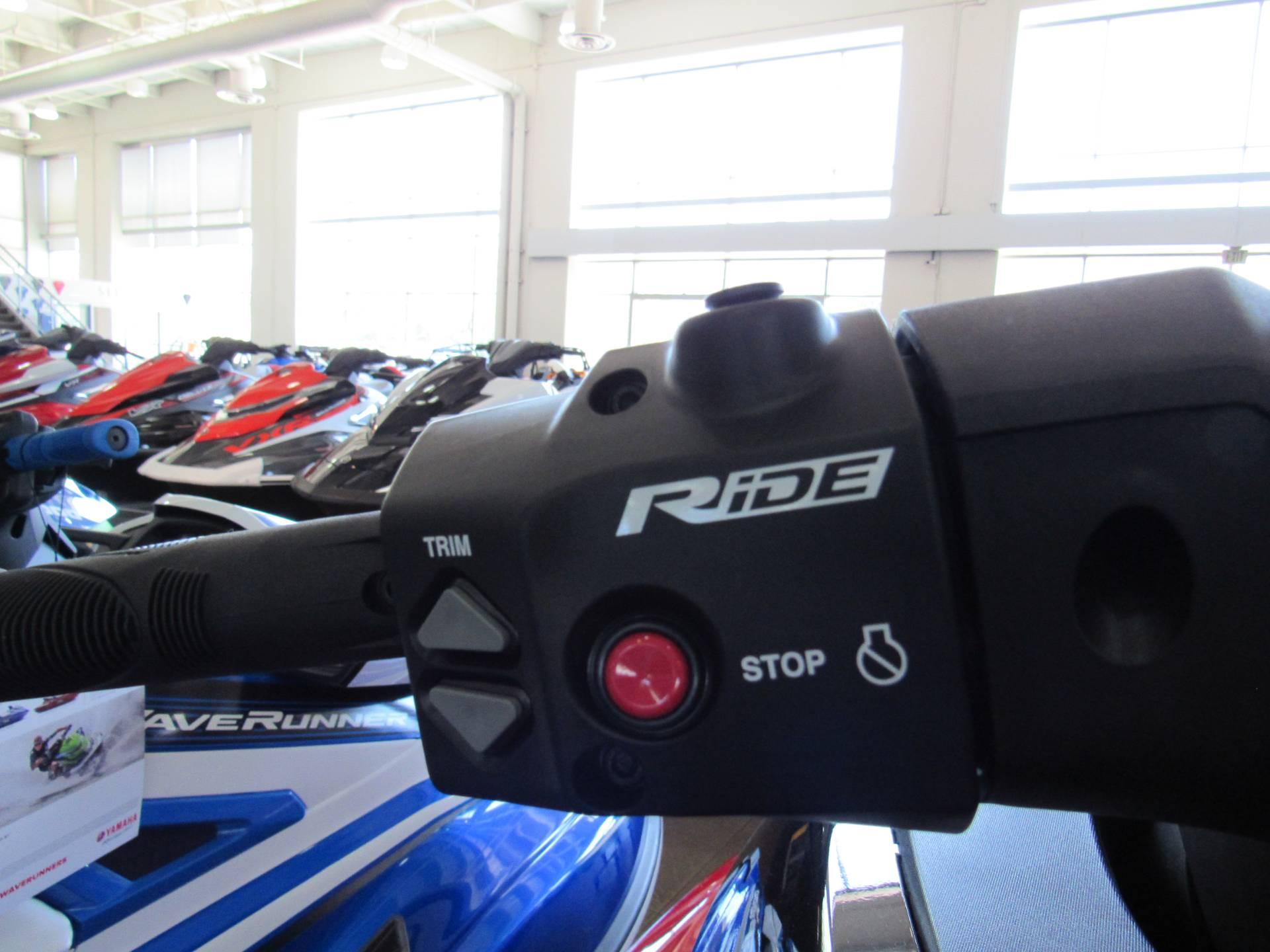 2017 Yamaha FX Cruiser SVHO 5
