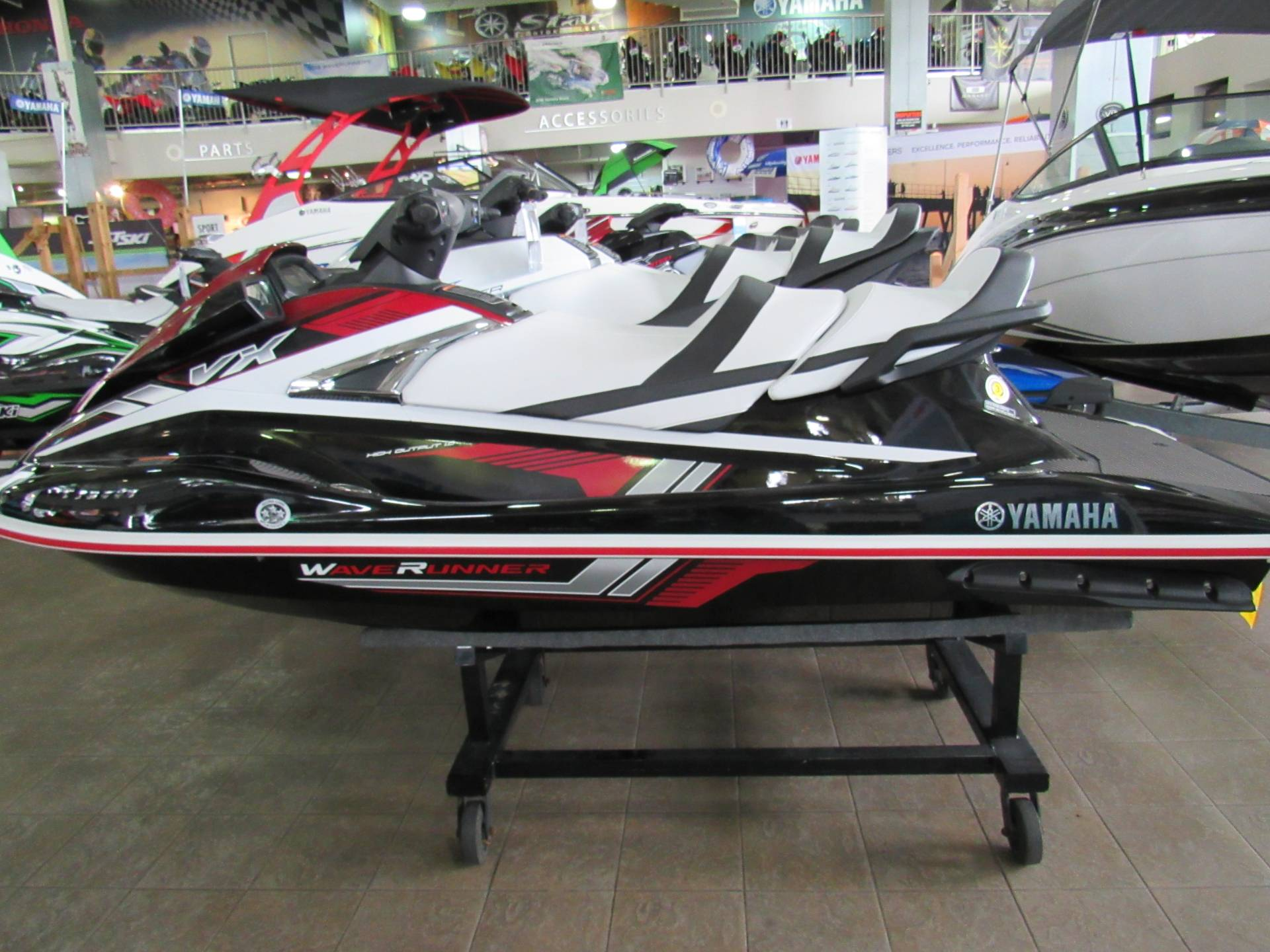 2018 Yamaha VX Limited for sale 55629