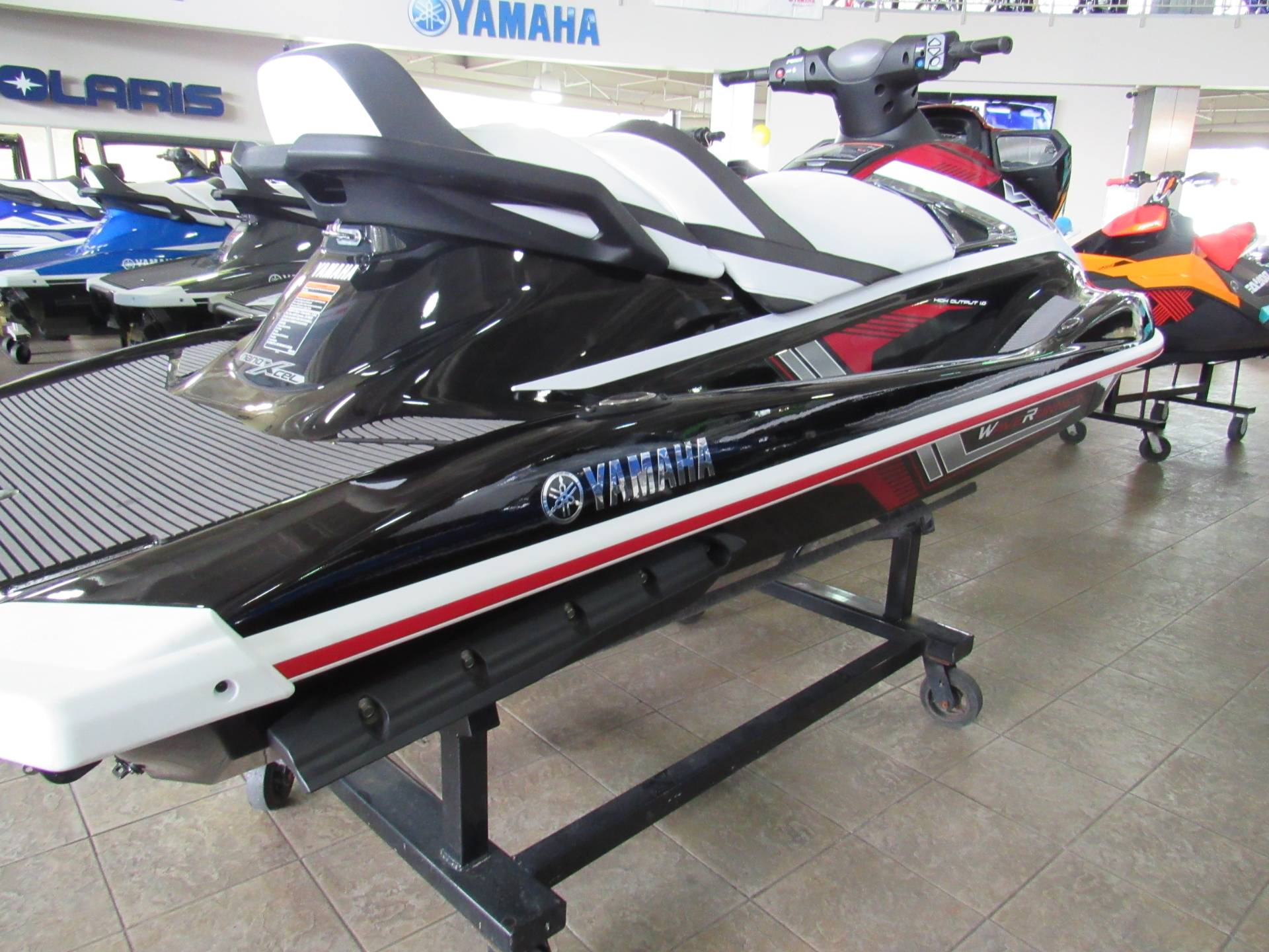 2018 Yamaha VX Limited in Irvine, California