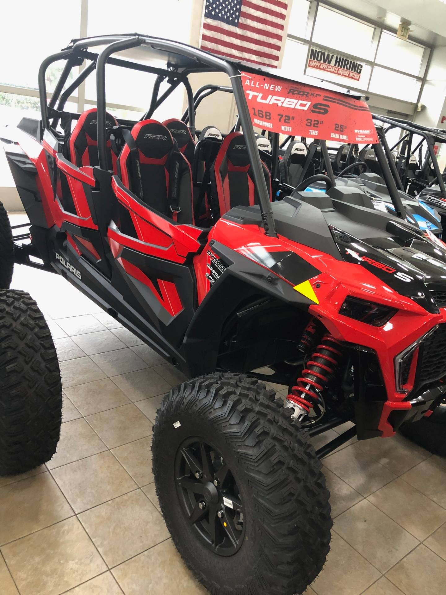 2019 Polaris RZR XP 4 Turbo S in Irvine, California - Photo 1