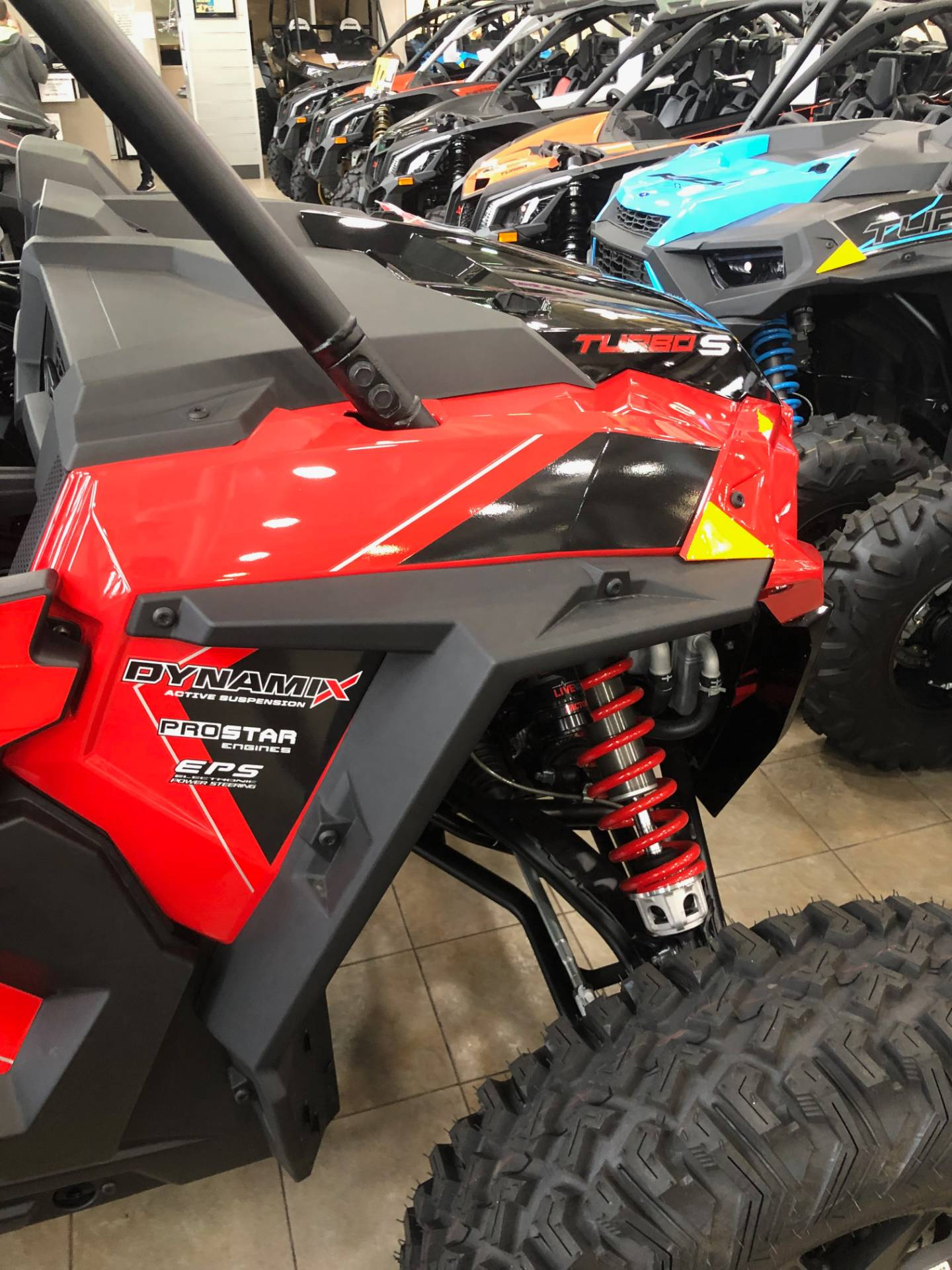 2019 Polaris RZR XP 4 Turbo S in Irvine, California - Photo 5