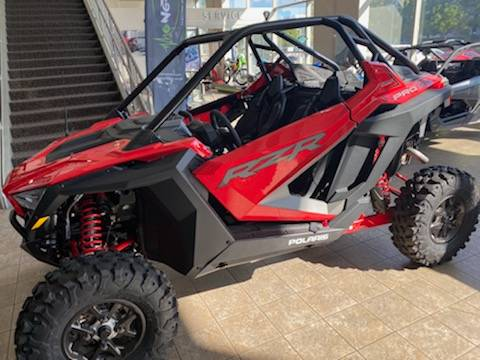 2020 Polaris RZR Pro XP Ultimate in Irvine, California - Photo 1