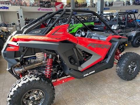 2020 Polaris RZR Pro XP Ultimate in Irvine, California - Photo 3