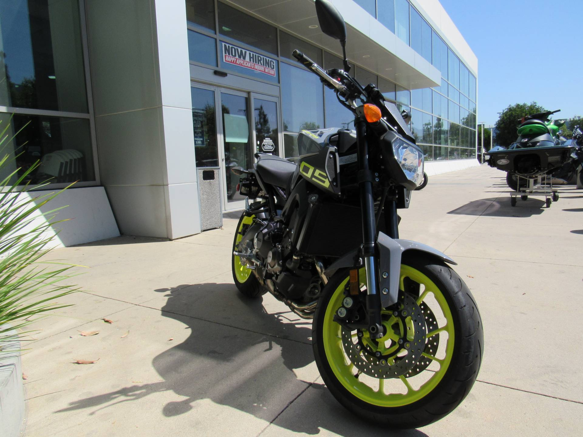 2016 Yamaha FZ-09 for sale 201791