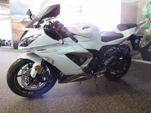2017 Kawasaki NINJA ZX-6R ABS* in Irvine, California
