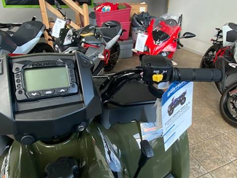 2020 Polaris Sportsman 450 H.O. Utility Package in Irvine, California - Photo 8