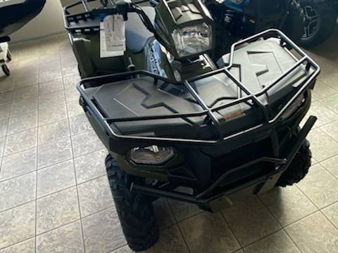 2020 Polaris Sportsman 450 H.O. Utility Package in Irvine, California - Photo 2