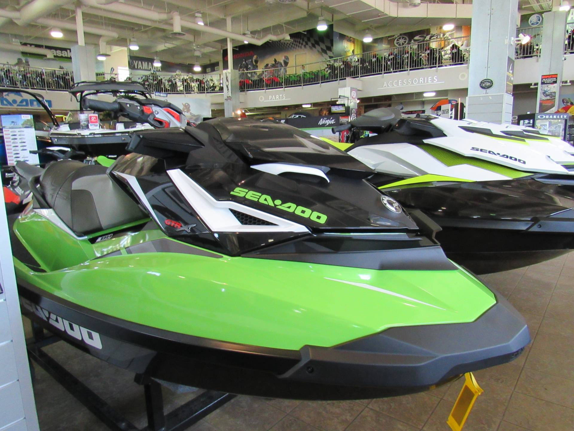 2017 Sea-Doo GTR-X 230 in Irvine, California
