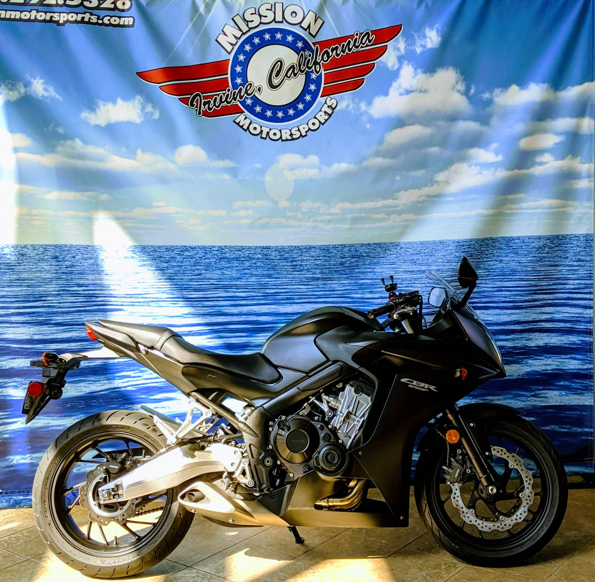 2016 Honda CBR650F in Irvine, California - Photo 1