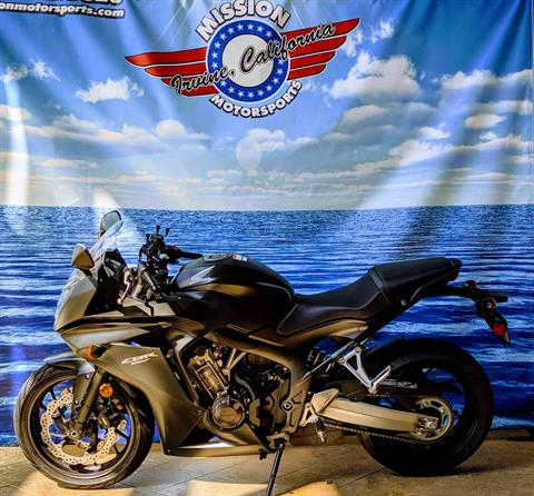 2016 Honda CBR650F in Irvine, California - Photo 2
