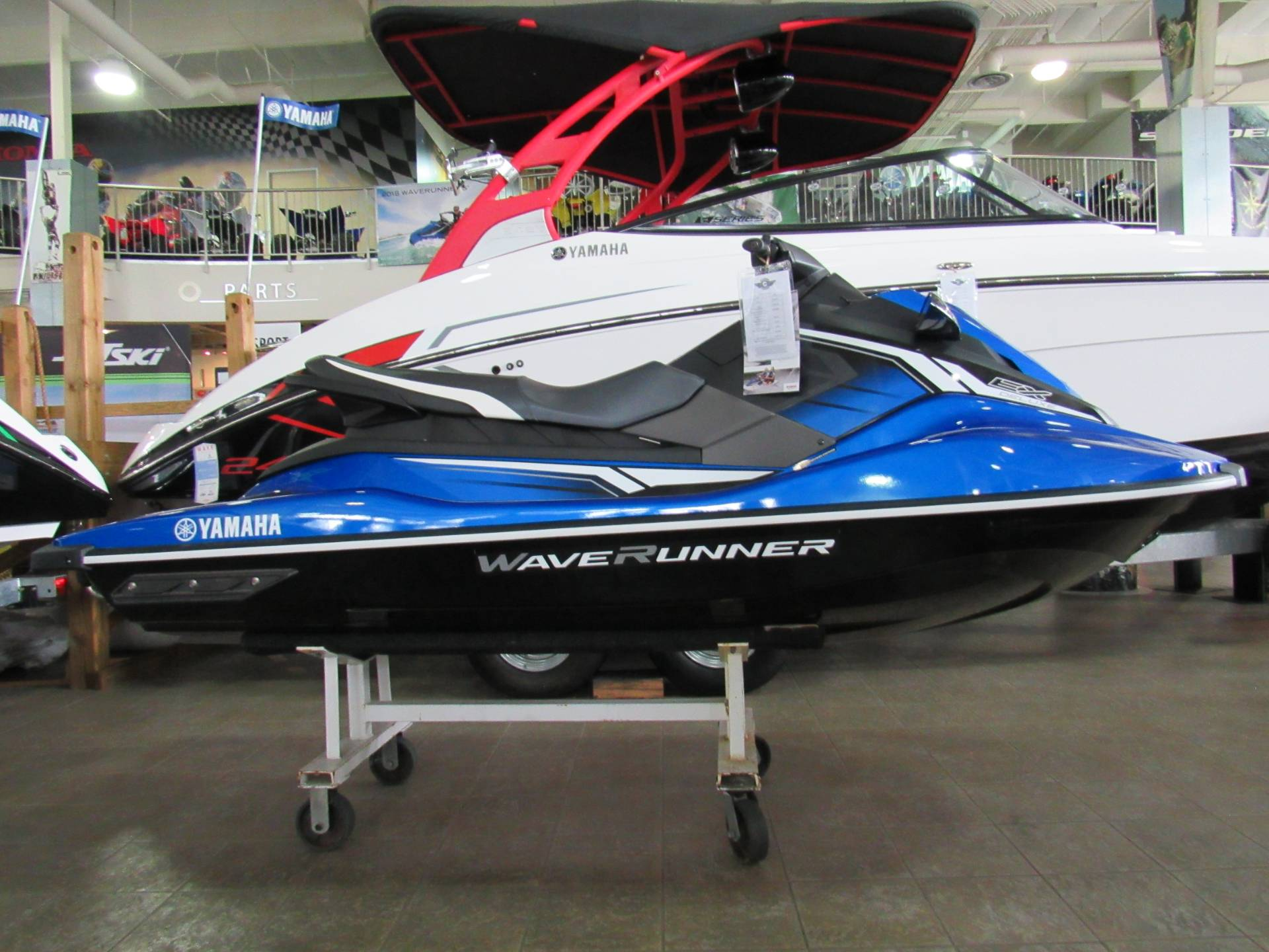 2018 Yamaha EX Deluxe for sale 95697