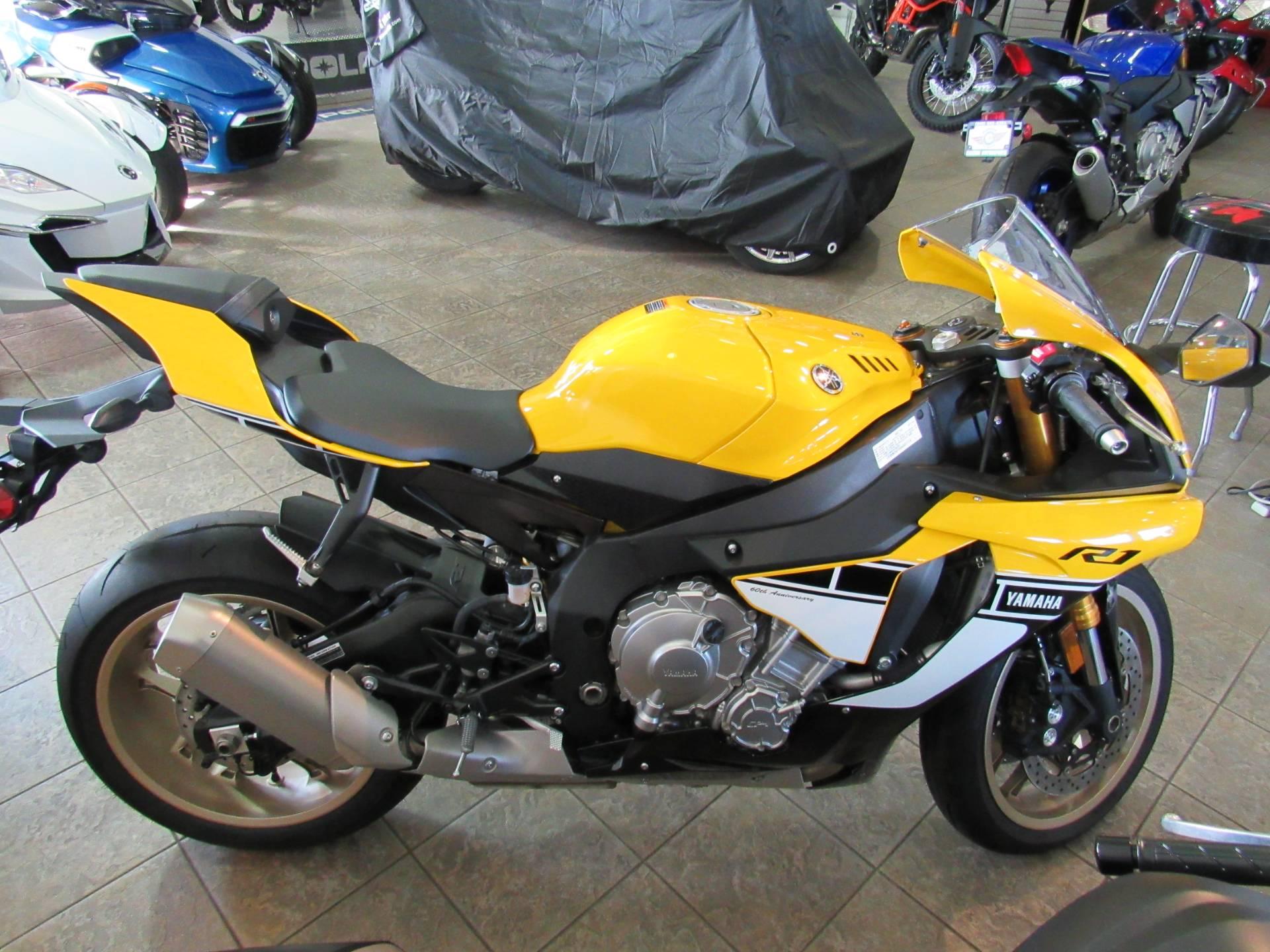 2016 Yamaha YZF-R1 7