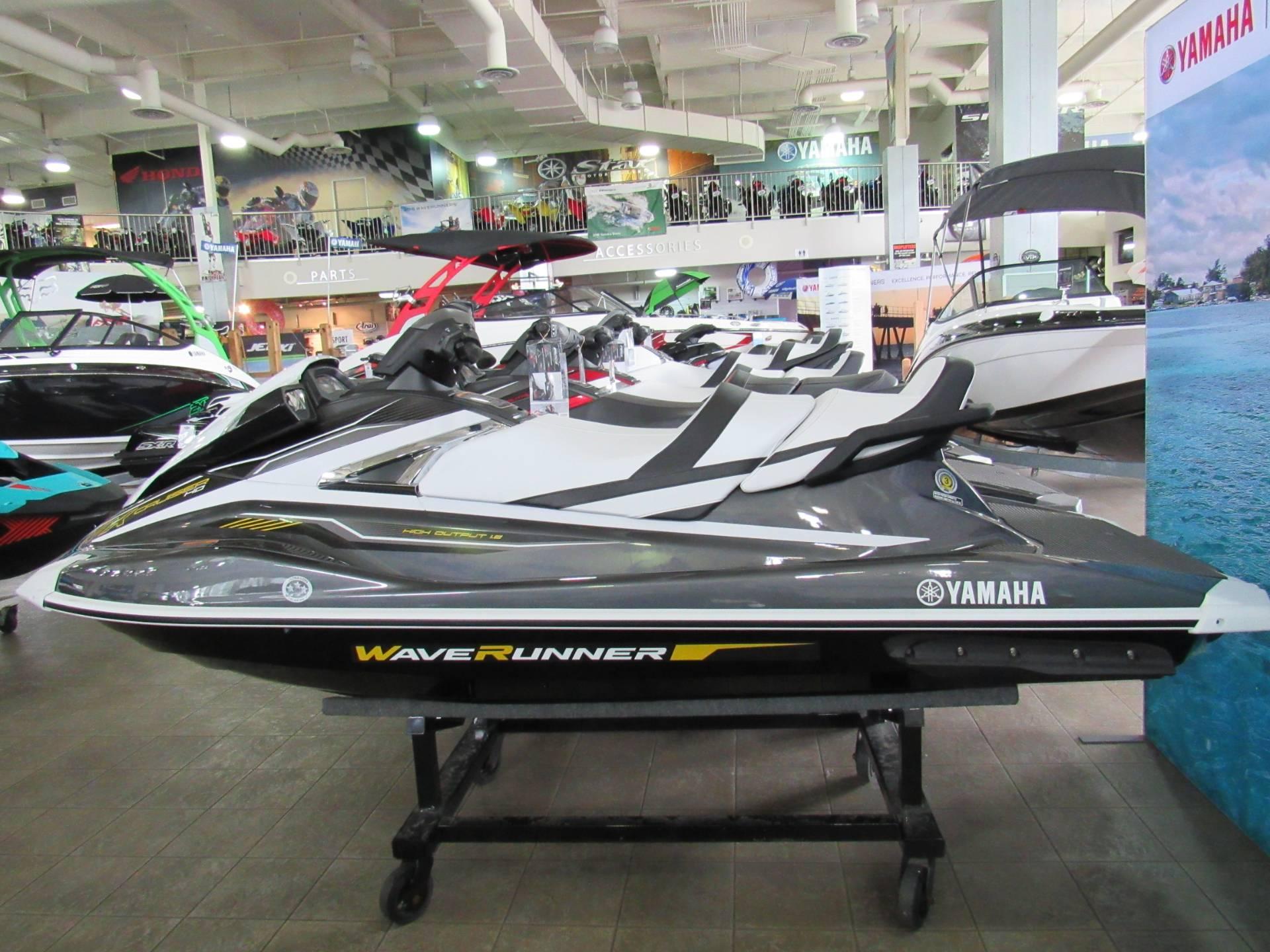 2018 Yamaha VX Cruiser HO for sale 142620