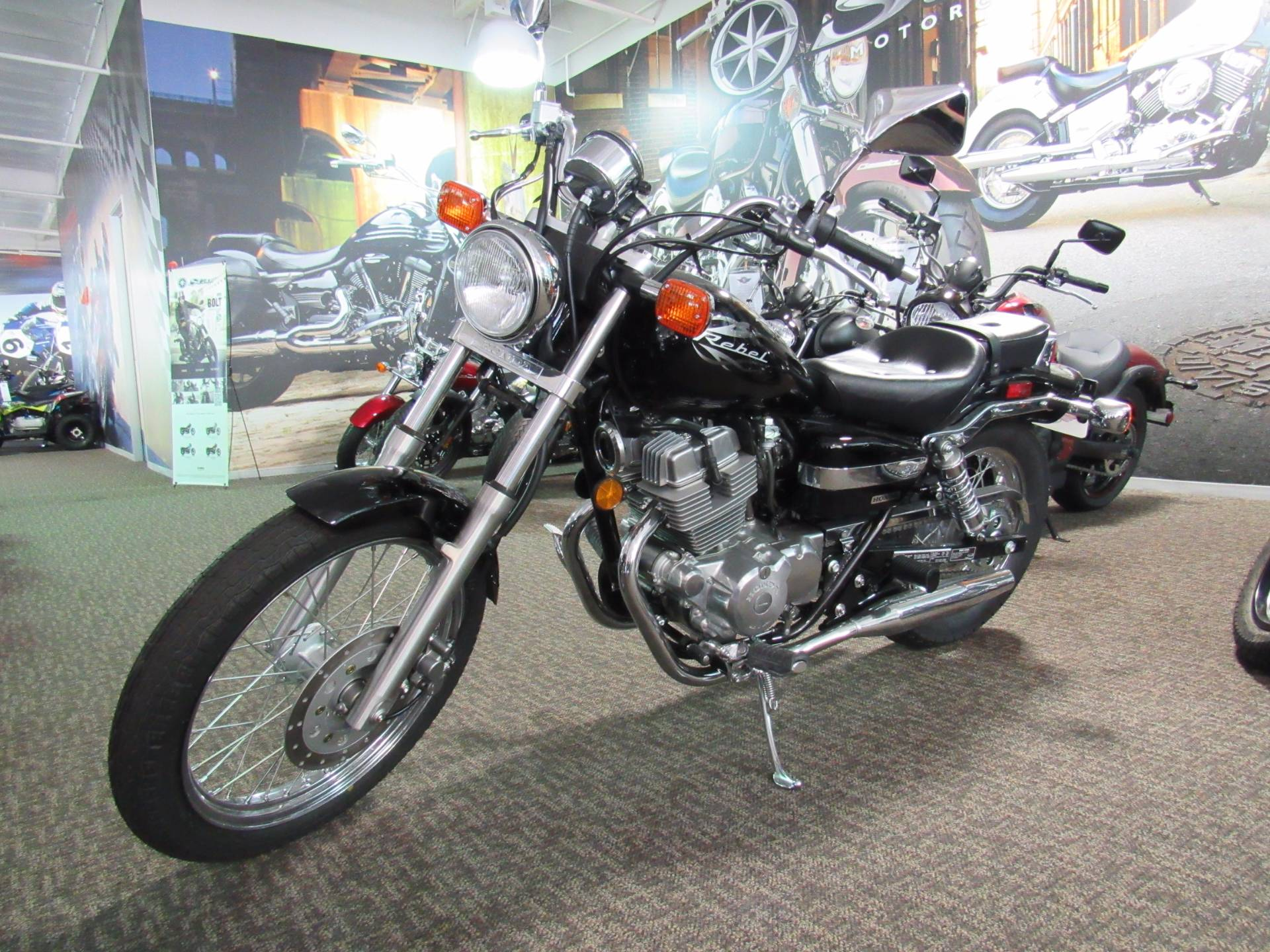 2016 Honda Rebel in Irvine, California