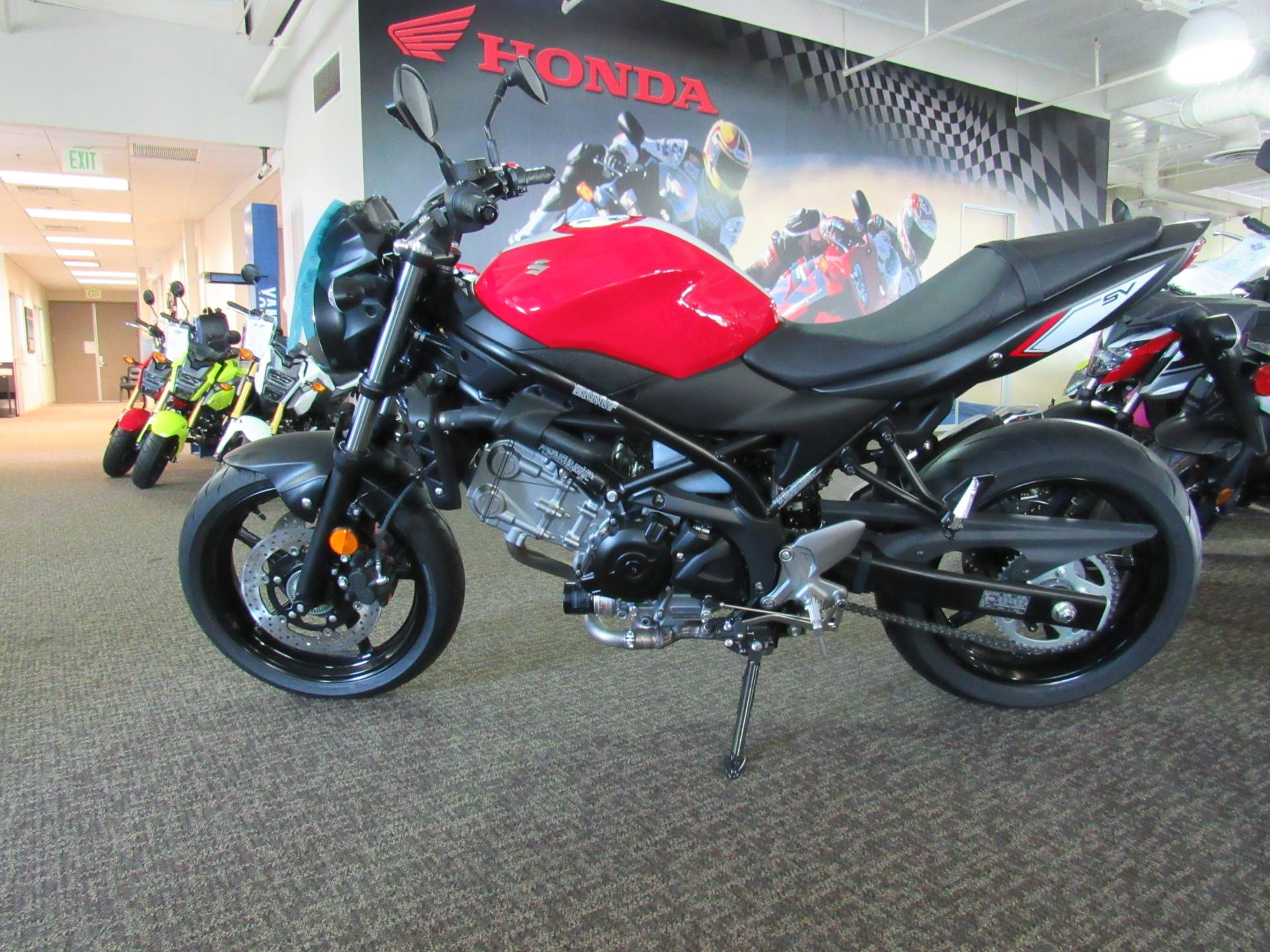 2017 Suzuki SV650 for sale 192337