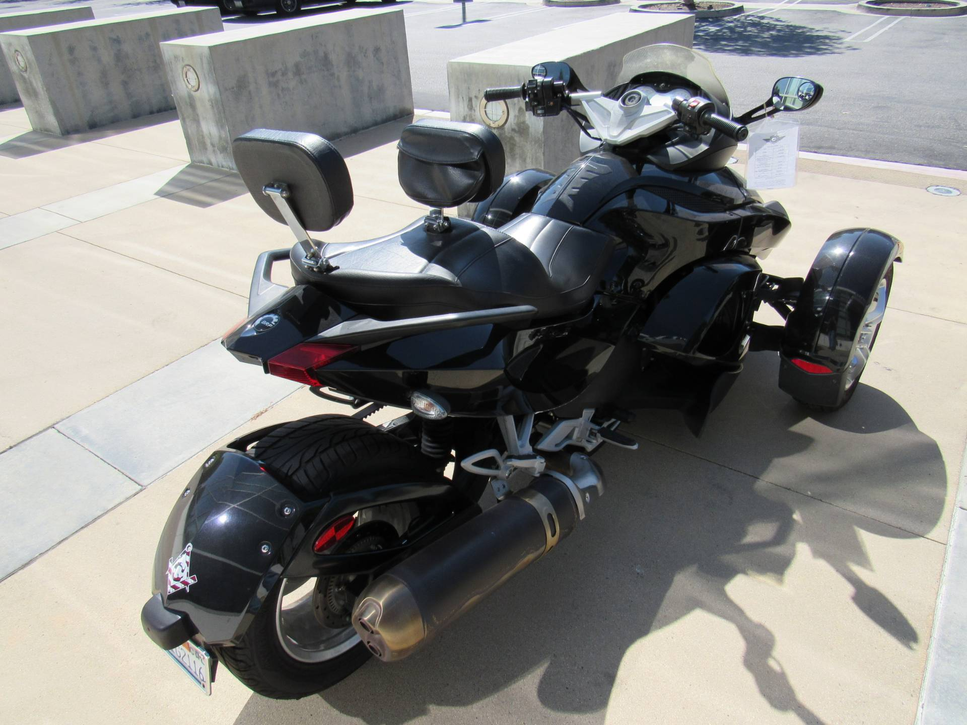 2012 Can-Am Spyder® RS-S SE5 in Irvine, California