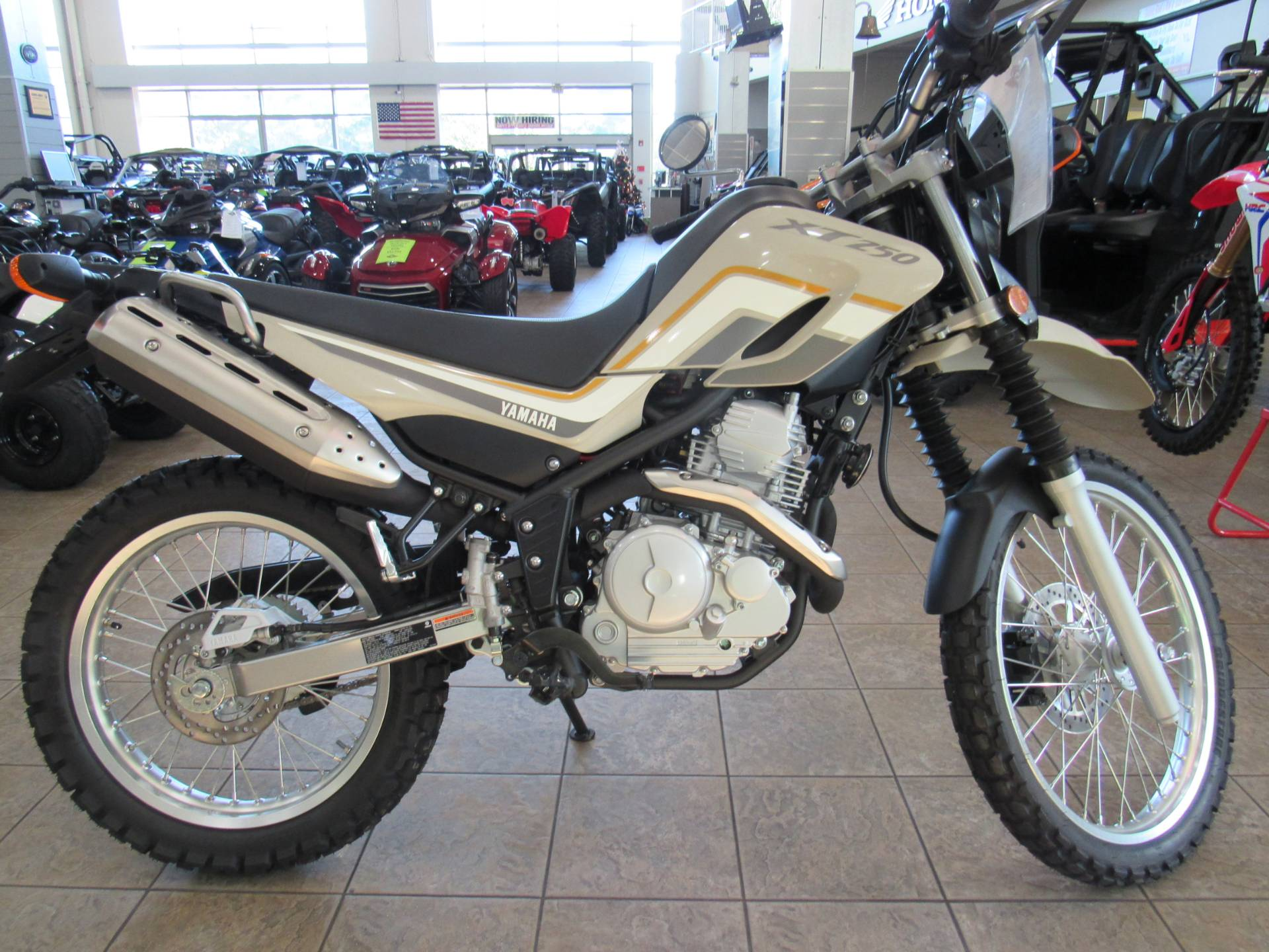 2018 Yamaha XT250 for sale 12265