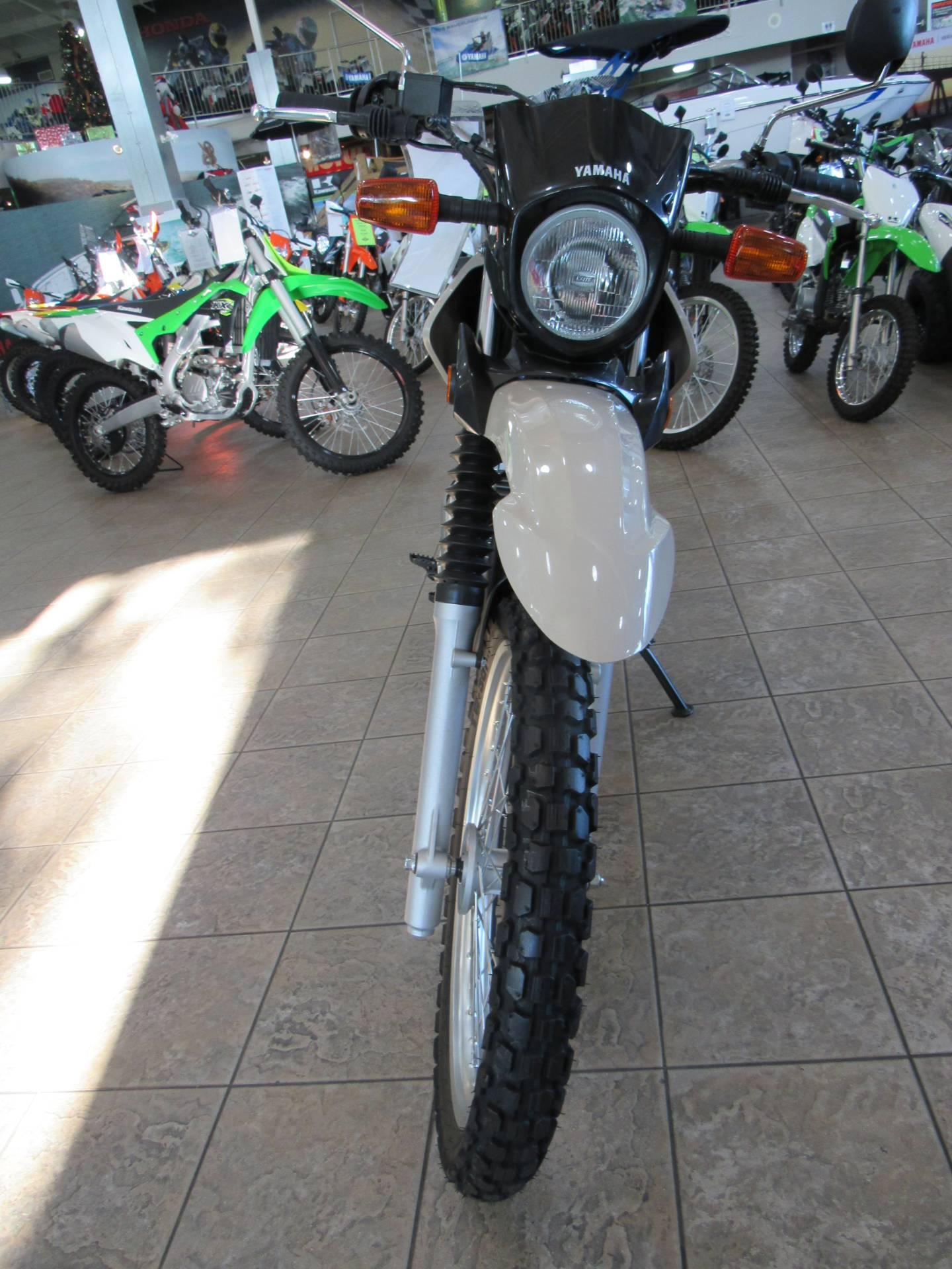 2018 Yamaha XT250 2
