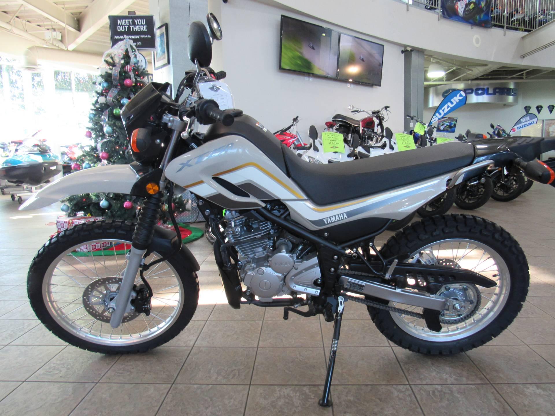 2018 Yamaha XT250 3