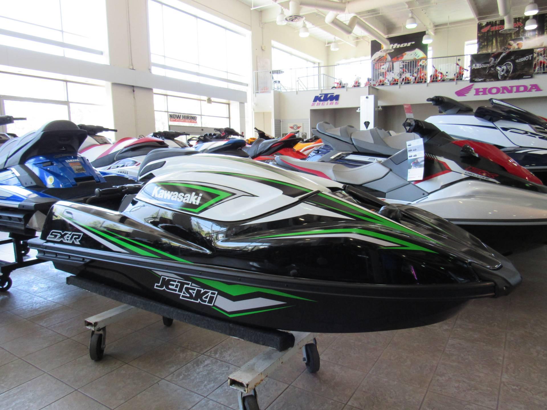 new 2017 kawasaki jet ski sx-r watercraft in irvine, ca   stock