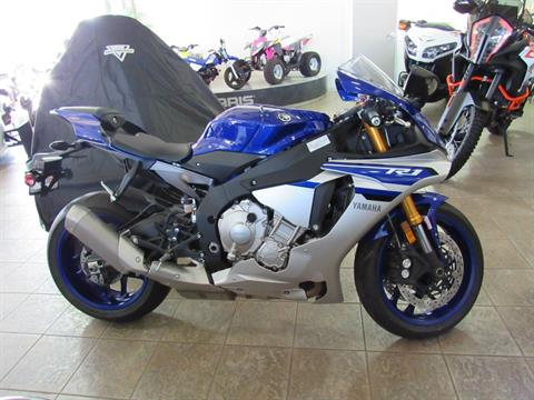 2016 Yamaha YZF-R1 in Irvine, California