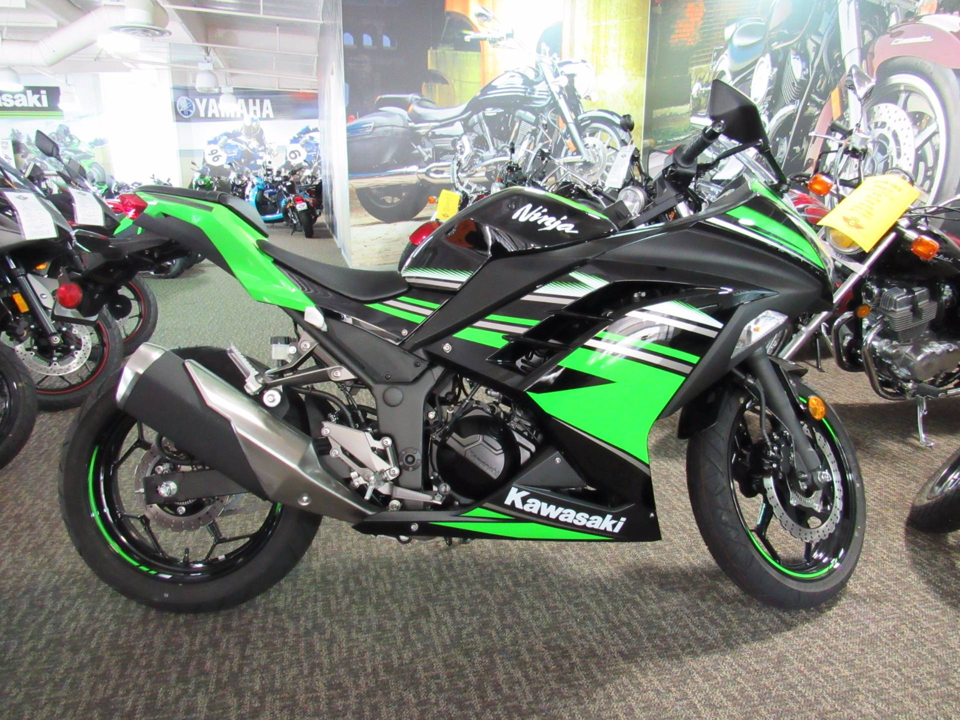 2016 Kawasaki Ninja 300 ABS KRT Edition in Irvine, California