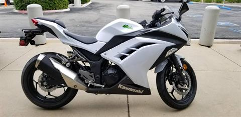 2015 Kawasaki Ninja® 300 ABS in Irvine, California