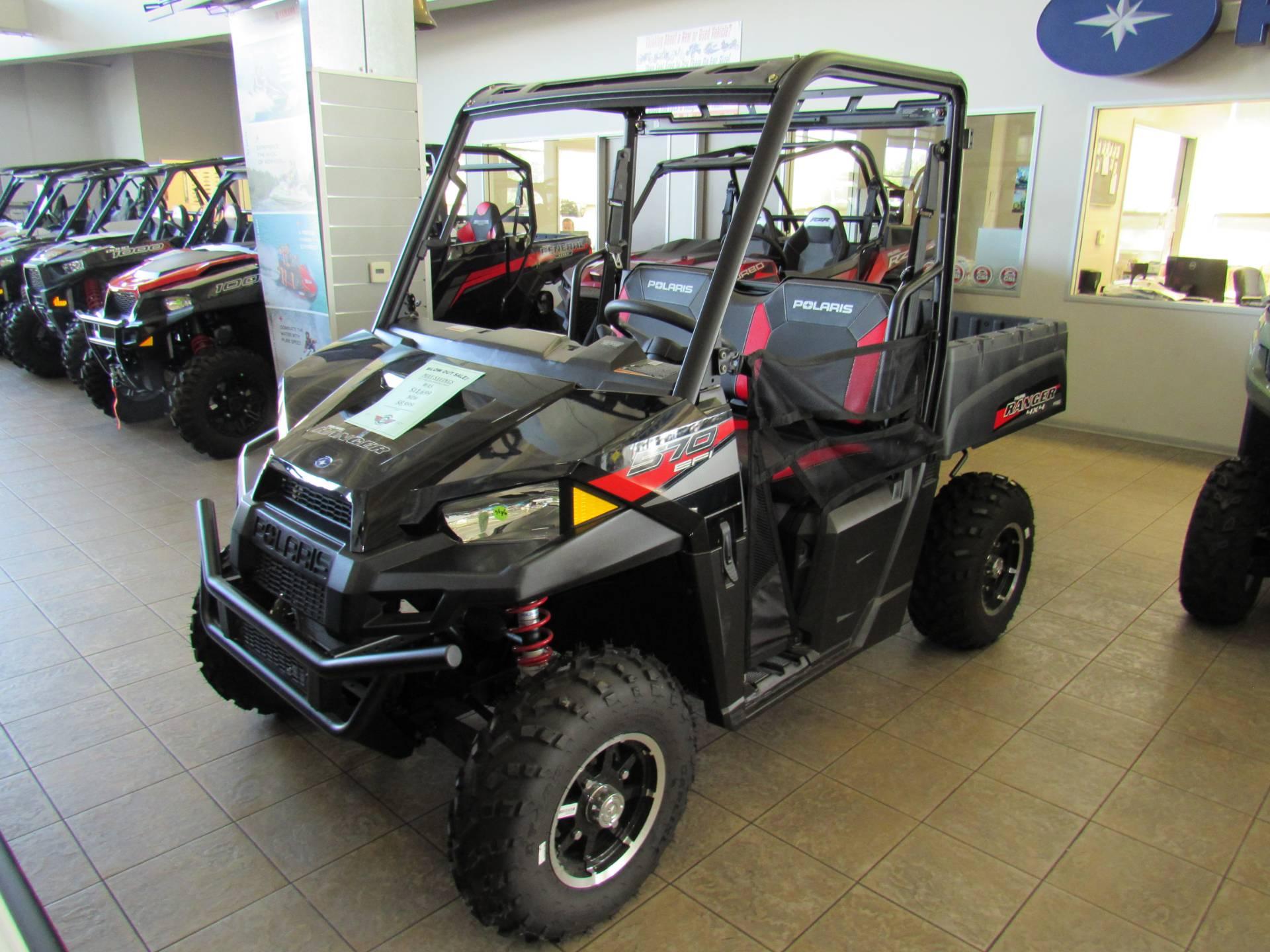 2017 Polaris Ranger 570 >> New 2017 Polaris Ranger 570 Eps Utility Vehicles In Irvine Ca