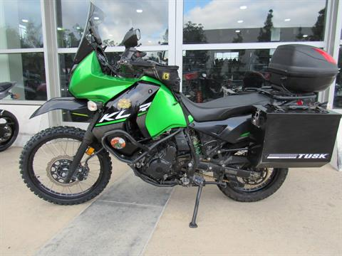 2015 Kawasaki KLR™650 in Irvine, California