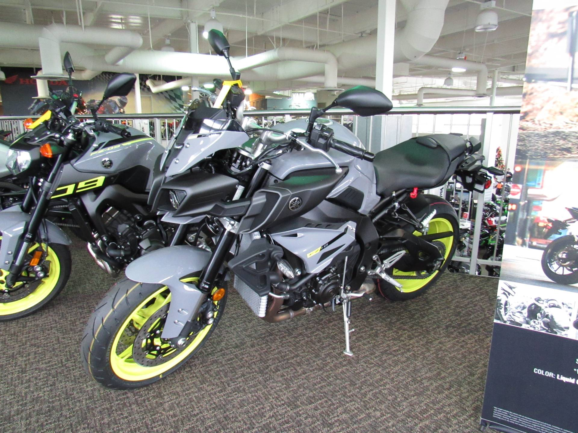 2017 Yamaha FZ-10 for sale 9604
