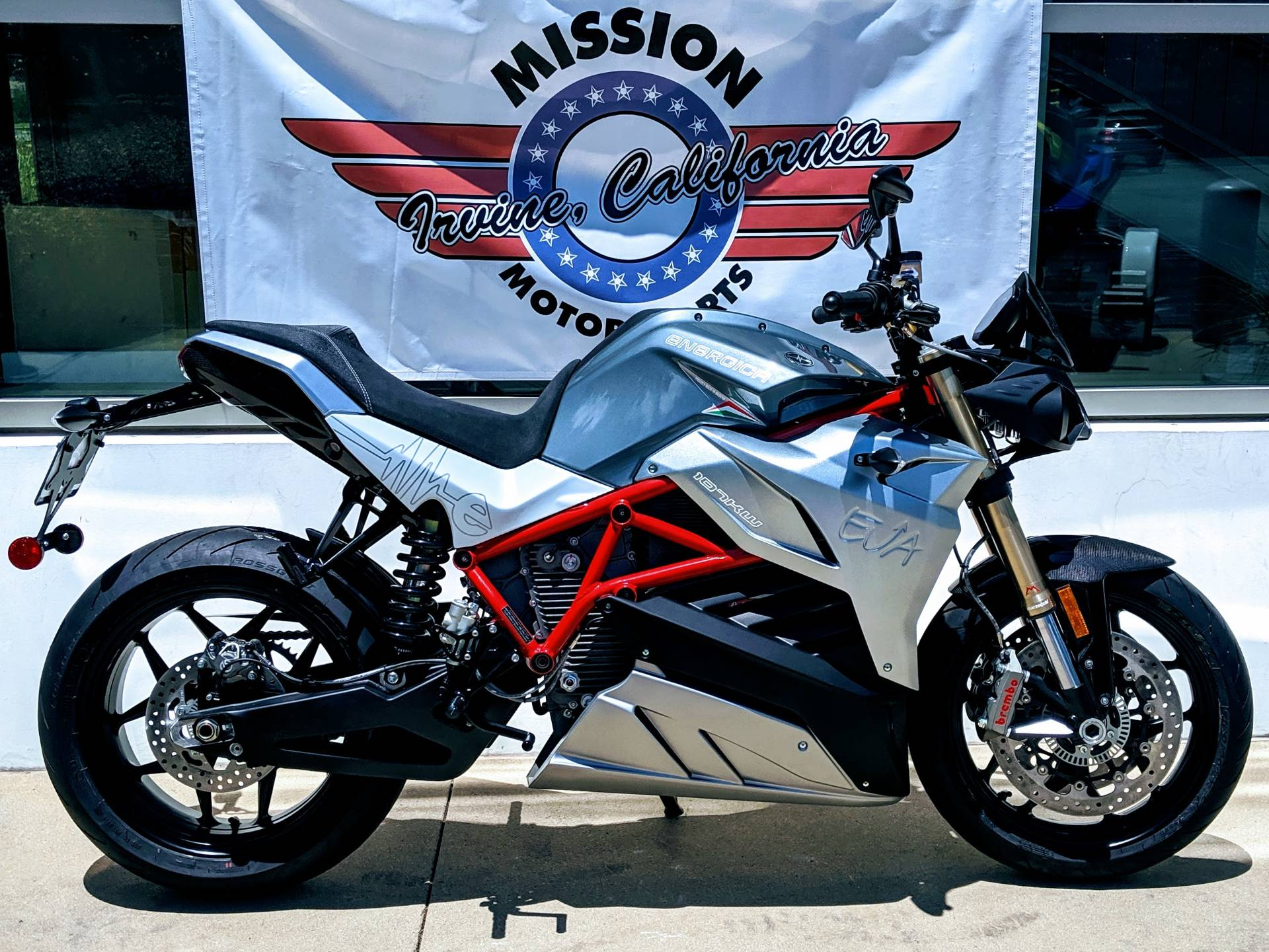 2020 Energica EVA 107 in Irvine, California - Photo 1