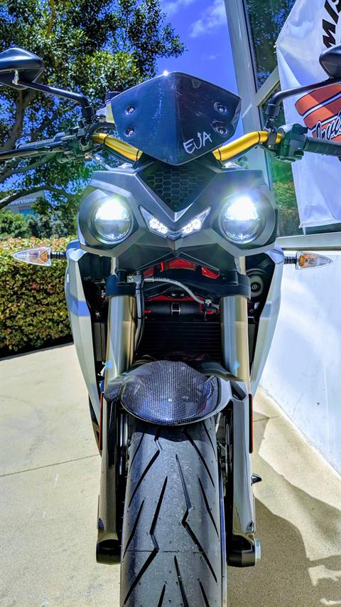 2020 Energica EVA 107 in Irvine, California - Photo 8