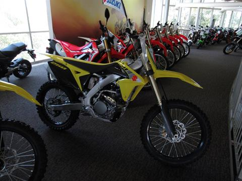 2017 Suzuki RM-Z250 in Irvine, California