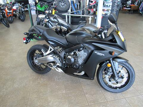 2016 Honda CBR650F in Irvine, California
